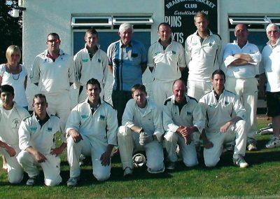 North Devon League Division 2 Winners - 2007